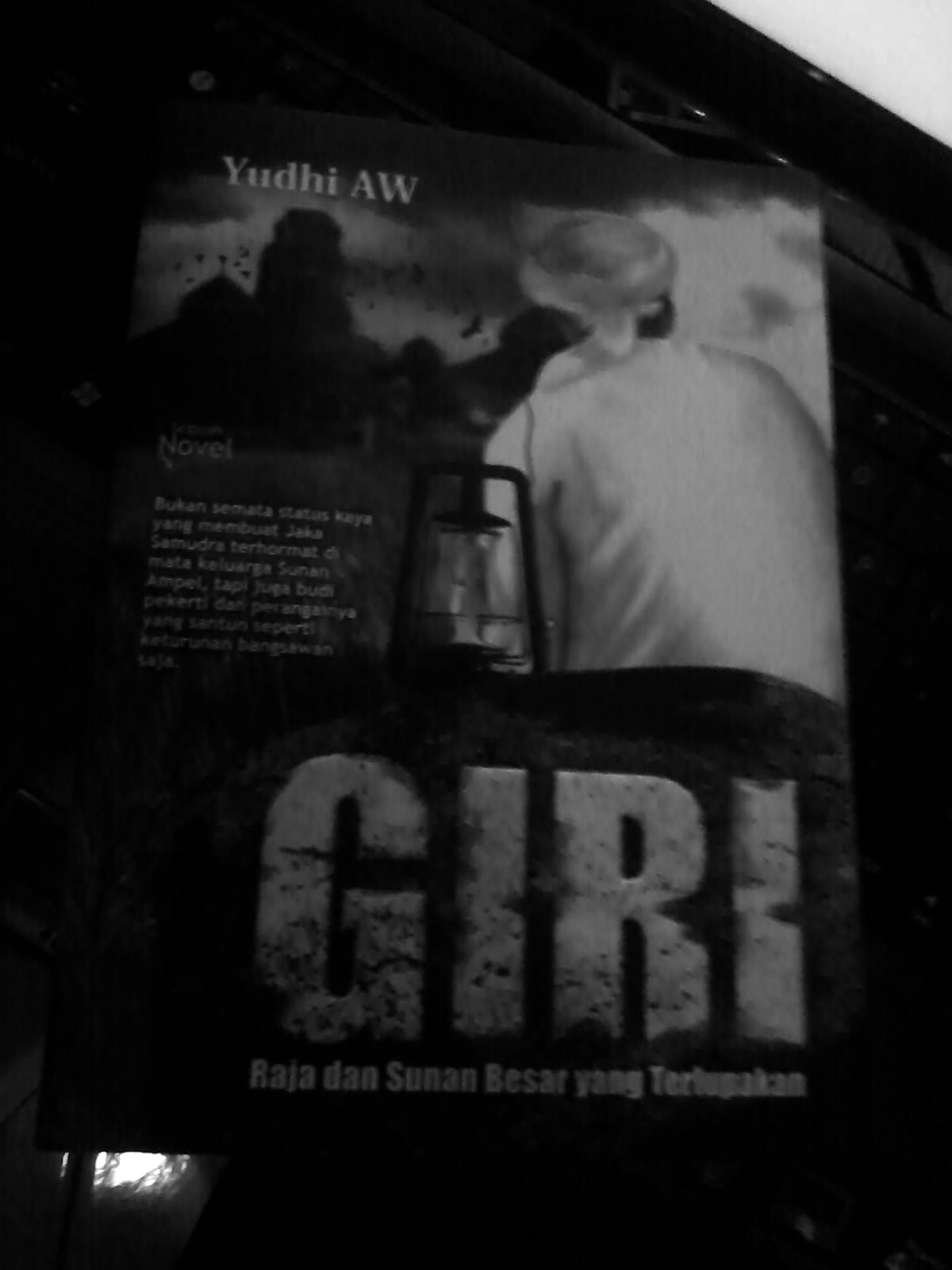 novel sunan giri