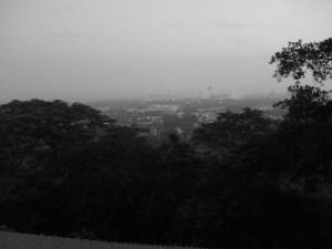 Pemandangan Kota Gresik