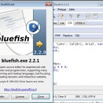 Bluefish Web Editor