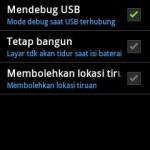 USB Debugging Samsung Galaxy