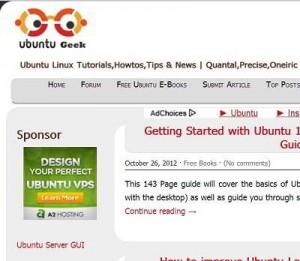 Ubuntu Geek