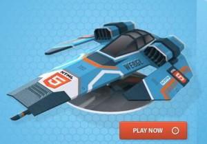 HexGL Racing Game