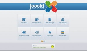 Joomla for Android