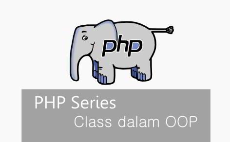 php class dalam oop