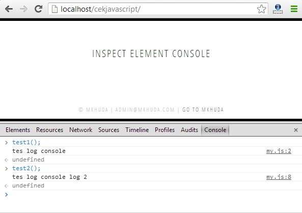tes fungsi javascript 2