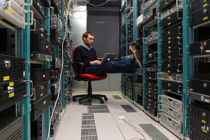 Pekerja Data Center