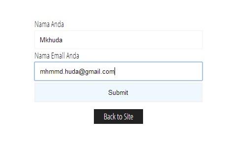 Membuat Form Registrasi dan Sistem Aktivasi Menggunakan PHP Mailer – Day 2