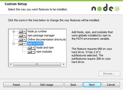 Instalasi NodeJS / NPM pada Sistem Operasi Windows   Mkhuda Blog