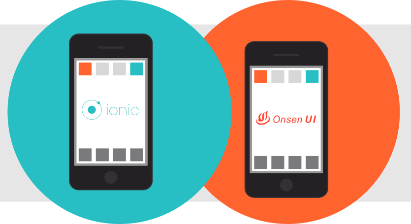 Ionic Framework & Onsen UI