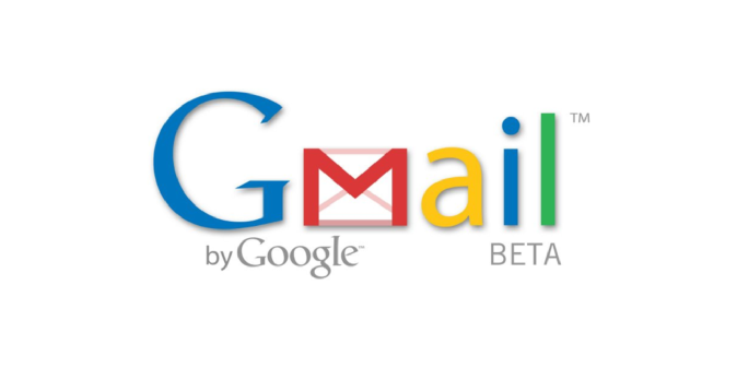 Gmail Beta oleh Google