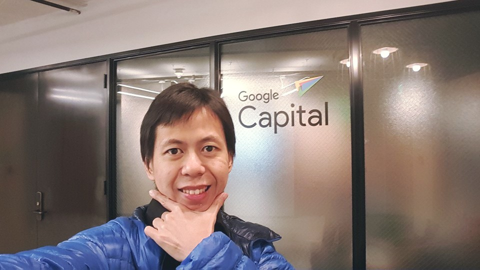 Henky Prihatna - Google Country Head Indonesia