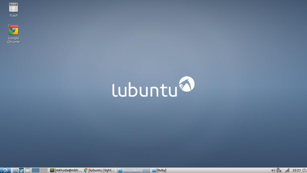 Lubuntu Pada Asus Netbook E Series