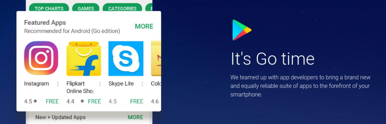 Android Go For Developer