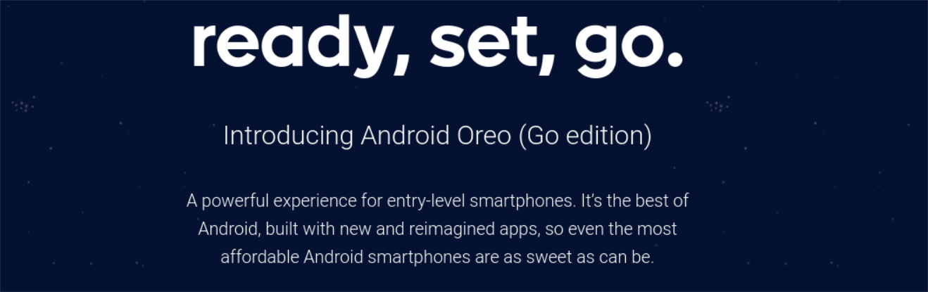 Android Go by Google